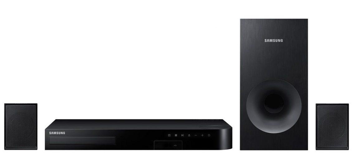 Система за домашно кино Samsung HT-J4200, Blu Ray, 2.1, 3D, 250W