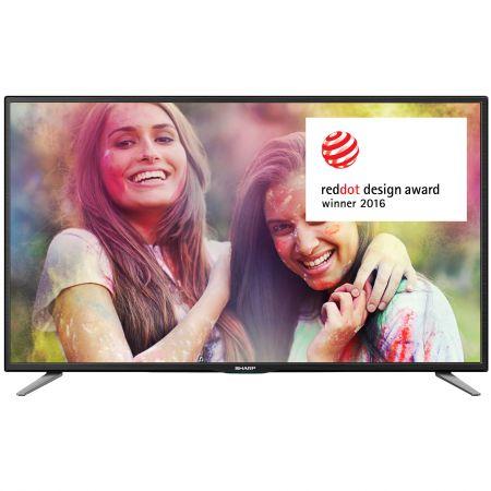 Телевизор LED Smart Sharp, 24`` (60 cм), LC-24CFG6132EM, Full HD