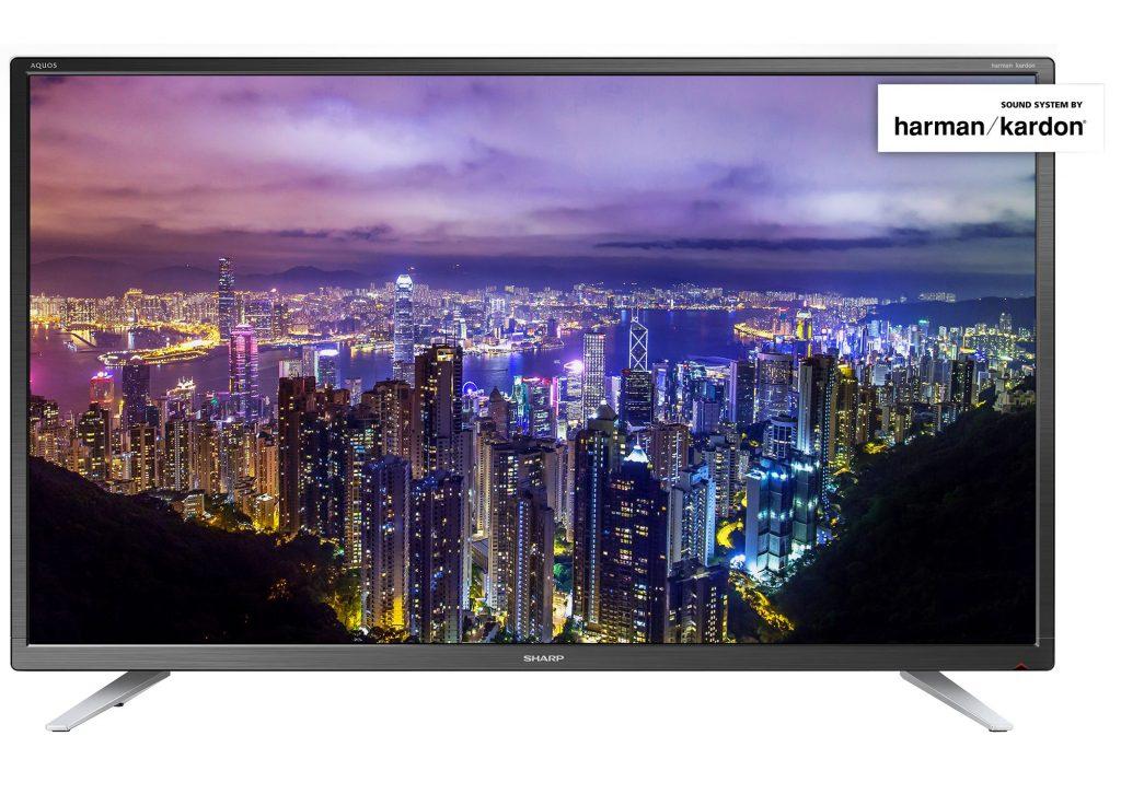 Телевизор LED Smart Sharp, 32`` (81 cм), LC-32CFG6022E, Full HD