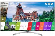 Телевизор Super UHD Smart LG, 55`` (139 cм), 55SJ810V, 4K Ultra HD