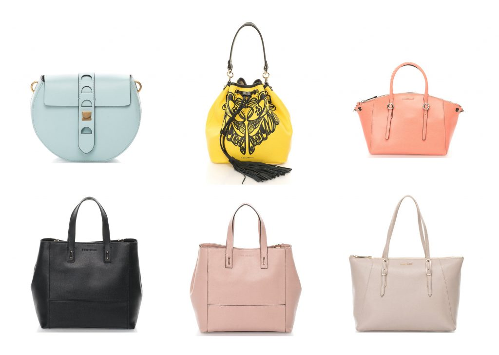 Дамски чанти COCCINELLE