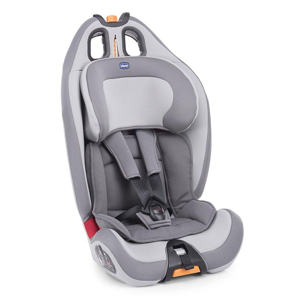 Столче за кола Chicco Gro-Up, Silver